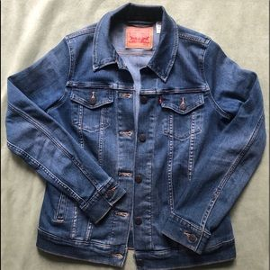 Levi's Denim Jacket (offbrand)